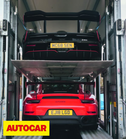 Autocar Feature on PGVM.