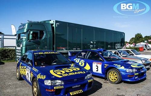 BGMsport Day at Castle Combe.