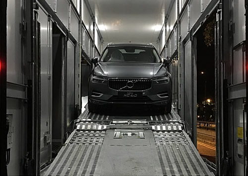Volvo Tour - New Volvo XC60 launch .